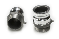 Camlock Part F Stainless Steel