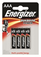 S8993 BATTERY ENR ALKALINE POWER AAA 4PK