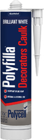 5085009 PT POLYFILLA DEC/CAULK B/WHITE 380ML