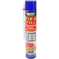 Everbuild Fix - Fill Expanding Foam 750ml