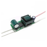 LED Driver 8-12x1W without cap
