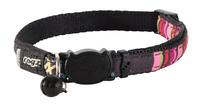 Rogz Neocat Cat Collar - Black x 1