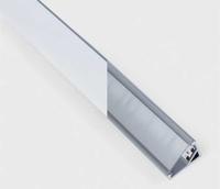 2m Opaque Diffuser for Triangle Profile | LV1202.0162