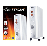 7 Fin Oil Filled Radiator 1500W
