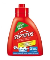 SEPTIFOS SEPTIC TANK BIOLOGICAL ACTIVATOR 500 ML