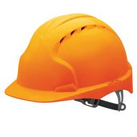 EVO3 Helmet Slip Ratchet - Orange - Vented
