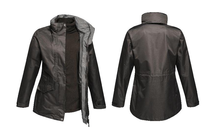 REGATTA Benson III Breathable 3-in-1 Jacket (Women's)