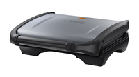 George Foreman Silver Grill