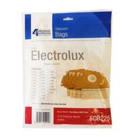 Paper Vacuum Bags Electrolux Mondo 5 Pk SDB225