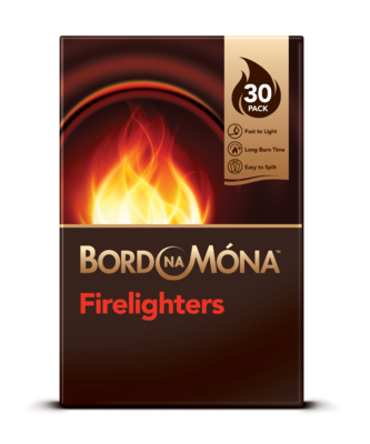 Bord Na Mona Firelighters 30's
