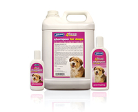 Johnson's 4-Fleas Dog Flea Shampoo 5 Litre x 1