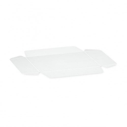 TRAY COVER PVC FOR 230X170X80MM