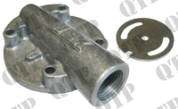 CAV Pump End Plate Assembly