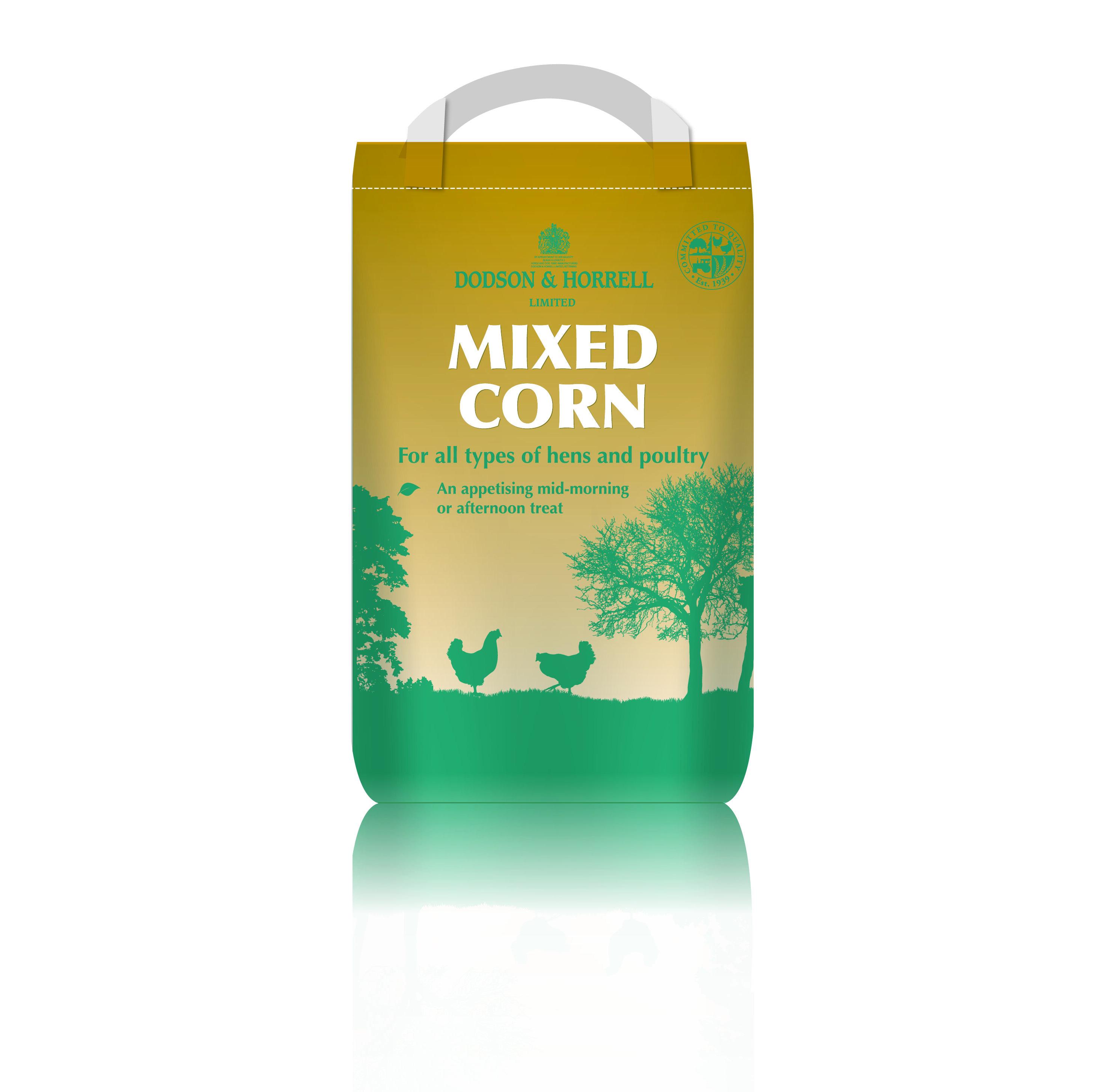 Mixed Poultry Corn 5kg x 1 [Zero VAT]