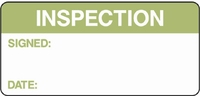 Quality Control Sign QUAL0007-1242