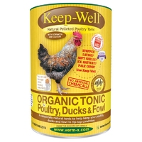 Verm-X Keep-Well for Poultry 750g x 1 [Zero VAT]