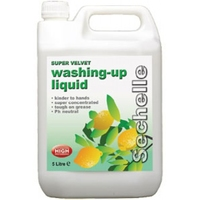 Washing Up Liquid (20%)- Super Velvet -(4x5lt)