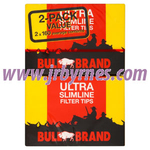 Bull Brand Ultra Filter Tips x12