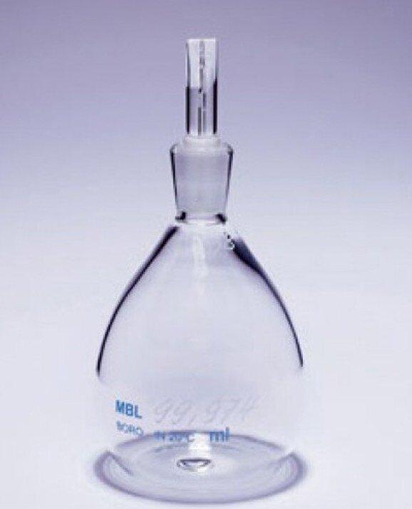 Density Bottle Boro Glass With Capillary Stopper