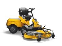 STIGA PARK-540DPX Front Deck Mower