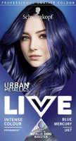 Live Urban Metallics Blue Mercury U67