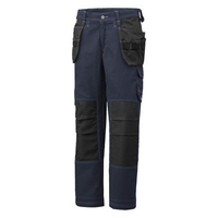 Helly Hansen West Ham Construction Pant Navy/Black