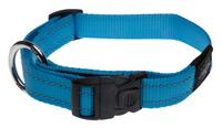 "Rogz Utility Turquoise Large (Fanbelt) Side Release Adjustable Collar 13"" - 22"" x 1"