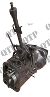Gear Box With Steering Box