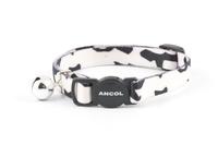 Ancol Camouflage Cat Collar - Black x 3