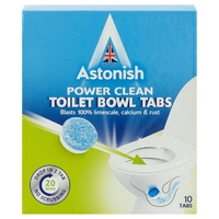 Astonish Toilet Bowl Cleaner Tablets 10pk