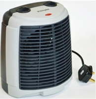 WINTERWARM 2KW PORTABLE FAN HEATER