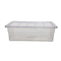56cm Spacemaster Underbed 28 Litre Storage Box