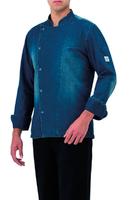 Chef CRISTIAN Cotton Jacket | Denim - 17P08G972