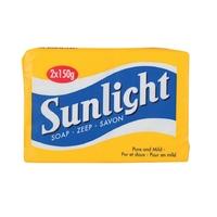 Sunlight Soap 2 x 130g