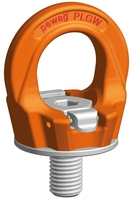 Pewag Screwable Lifting Points PLGW | Metric Thread
