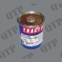 Paint 1 Ltr Smoke Grey - Tractol
