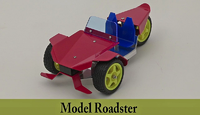 Junior Cert Model Roadster