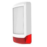 Texecom Odyssey X1 Cover (White/Red) WDA-0002