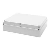 Gewiss Plain IP56 PVC Enclosure 460x380x120