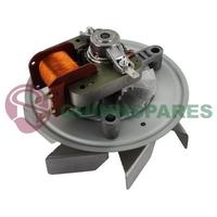 Motor Fan Oven 3 Hole - Tricity