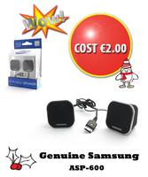 ZASP-600 Genuine Samsung speakers
