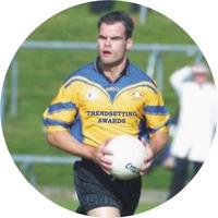GAA - Football (Male) (25mm Centre)