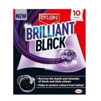 Dylon Brilliant Black (Colour Renovator) 10 sheet