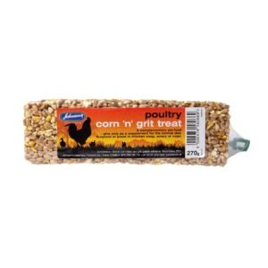 JVP Poultry Corn n Grit Treat 10 x 270g