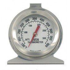Cooker / Oven Thermometer - Stainless Steel