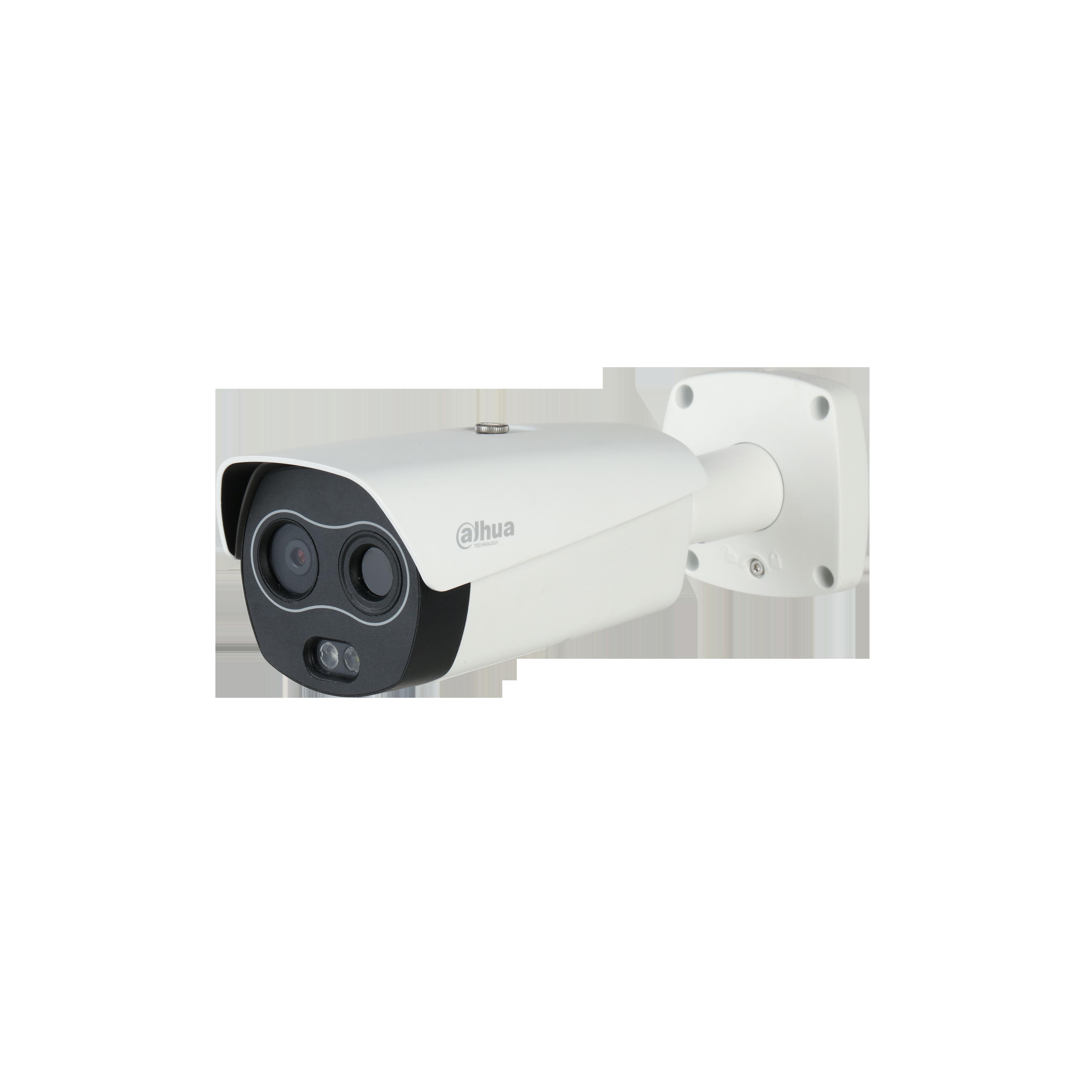 Dahua 256x192 Hybrid Thermal IPC for Body Temperature