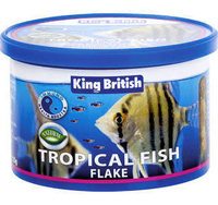 King British Tropical Flake 55g x 6