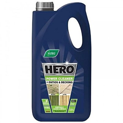 Hero Paving & Decking Cleaner