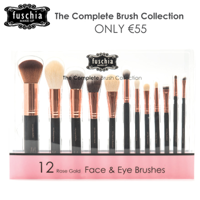 The Complete Brush Collection PVC Box NEW