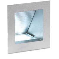 LOW LEVEL LED WALL RECESSED MARKE